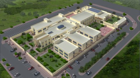 Al Rawafed School Khalifa City